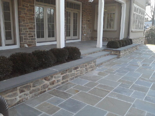 Blue Stone Patios Stone Pavers Patios Patio