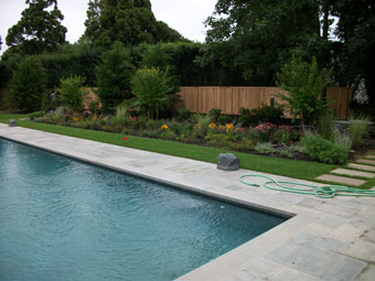 Hampton Long Island Pool Patios U0026 Poolscapes Design Professional Stone Patio  U0026 Poolscape Mason Contractor