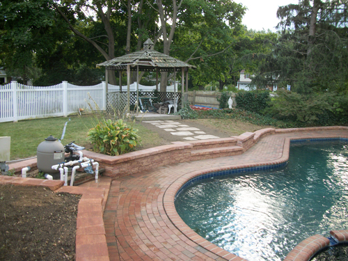 Pool Patios Poolscapes Poolside Patios Mason