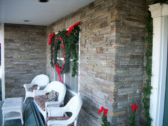 Stone Facing Cultured Stone Stone Amp Brick Veneer Mason