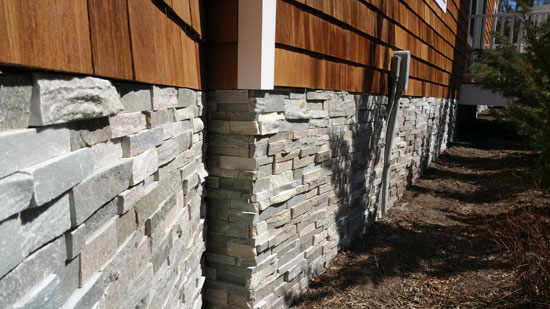 Stone Facing Cultured Stone Stone Amp Brick Veneer Mason