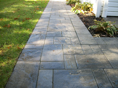 Blue Stone Stone Walkways Walkway Design Contractors